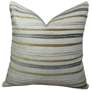 Plutus Expanse Handmade Double-sided Throw Pillow
