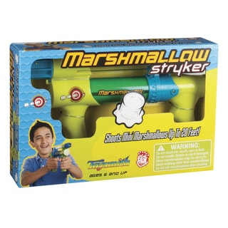 Toysmith Marshmallow Stryker Mini Marshmallow Shooter