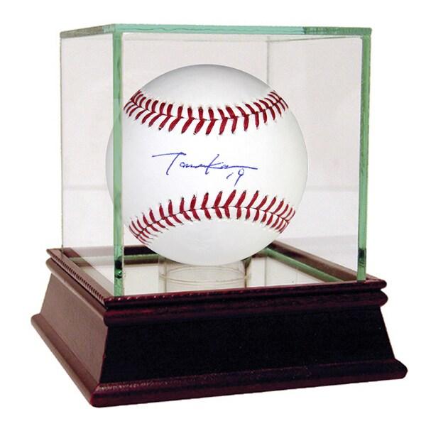 Masahiro Tanaka Signed MLB Baseball