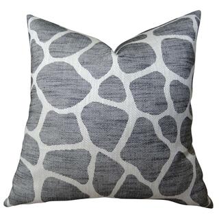 Plutus Rocky Way Onyx Handmade Throw Pillow