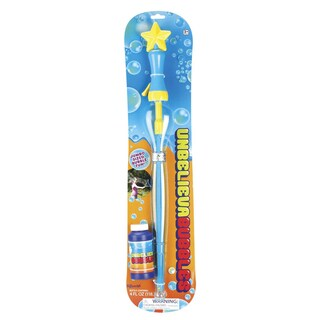 Toysmith Unbelievabubbles Bubble Wand (Colors may vary)