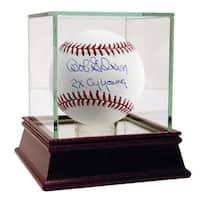 "Bob Gibson Signed MLB Baseball w/ ""2x Cy Young"" Insc."