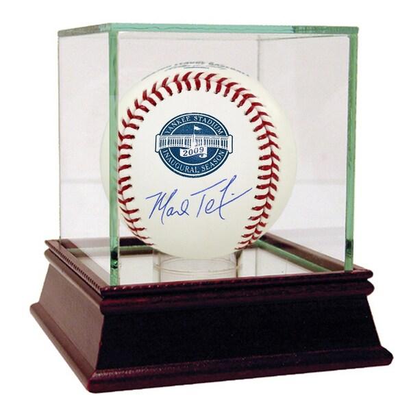 Mark Teixeira Yankees Inaugural Season Baseball (MLB Auth)