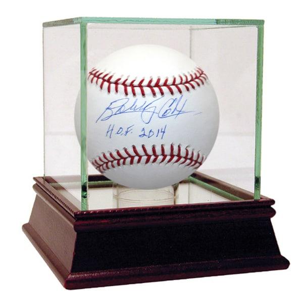 "Bobby Cox Signed MLB Baseball w/ ""HOF 14"" insc (MLB Auth)"