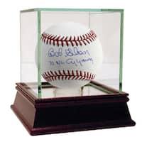 "Bob Gibson Signed MLB Baseball w/ ""70 NL Cy Young"" Insc."