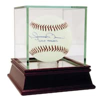 "Mariano Rivera Signed MLB Baseball w/ ""652 Saves"" Insc."