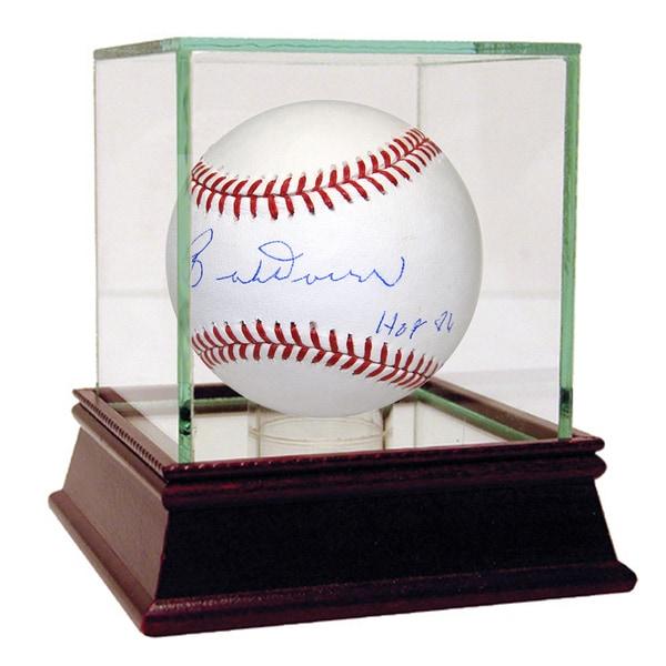 Bob Doerr Signed MLB w/ HOF 86 Insc.