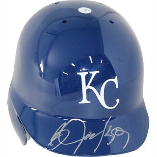 Bo Jackson Signed Kansas City Royals Batting Helmet