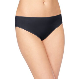 Hanes Women's Cool Comfort Microfiber Hipster Panties (Pack of 8)