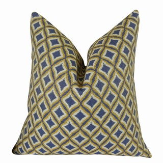 Plutus Luv Handmade Throw Pillow