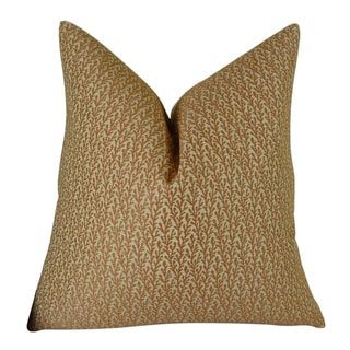 Plutus Ivy Handmade Double-sided Throw Pillow