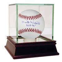 "Phil Niekro Signed MLB Baseball w/ ""318 W's"" Insc"