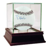 Phil Hughes Signed MLB Baseball (MLB Auth)