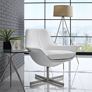 Release Fabric Lounge Chair