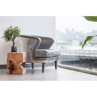 Aurelle Home Stan Club Chair