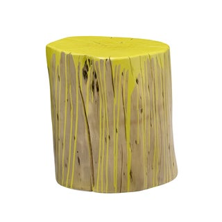 Aurelle Home Dawson Stool Lime
