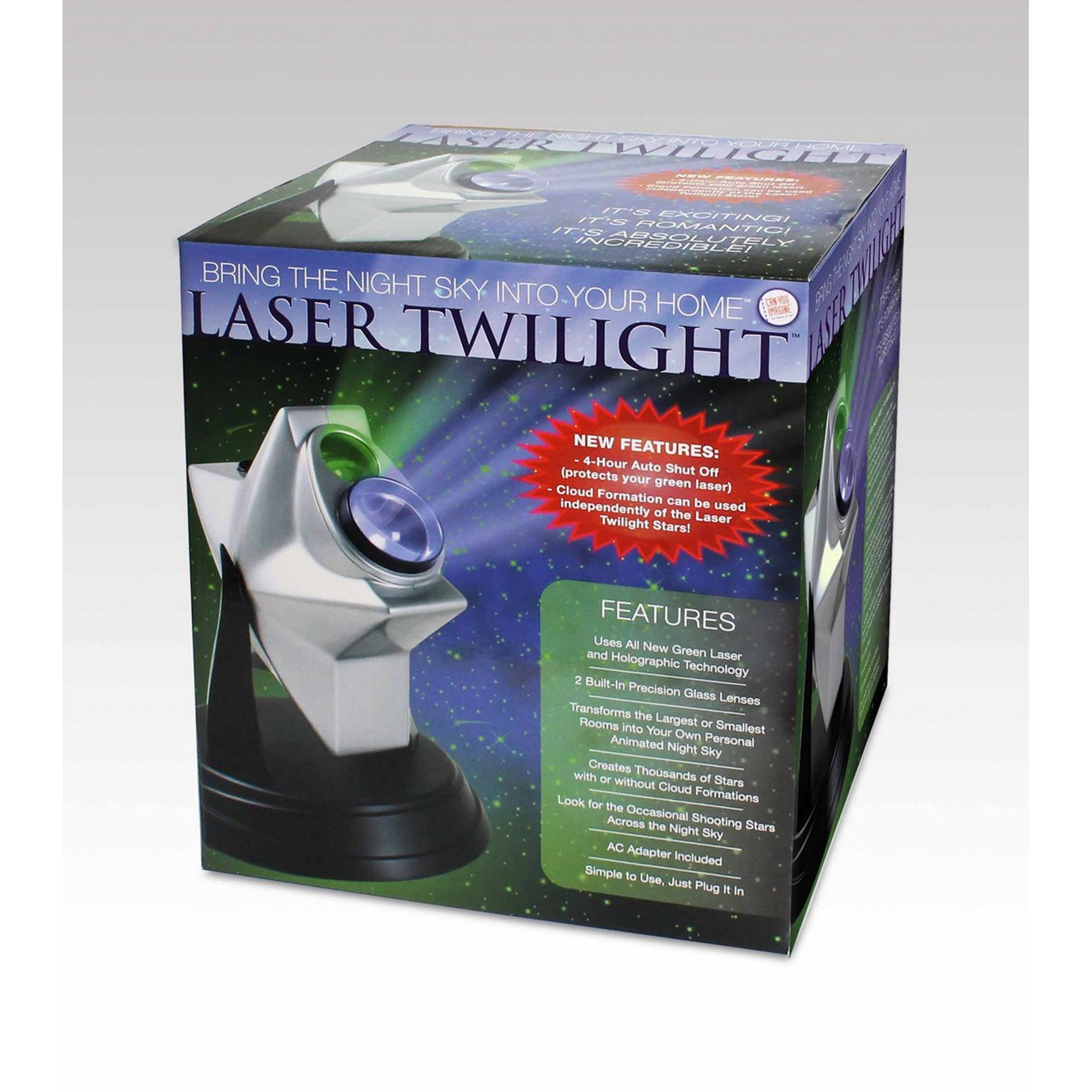 Can You Imagine Laser Twilight Ceiling Projector (G604020...