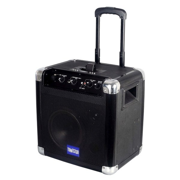 shop sondpex bluetooth portable pa system and guitar amplifier free shipping today overstock. Black Bedroom Furniture Sets. Home Design Ideas