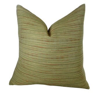 Plutus Honeysuckle Handmade Throw Pillow