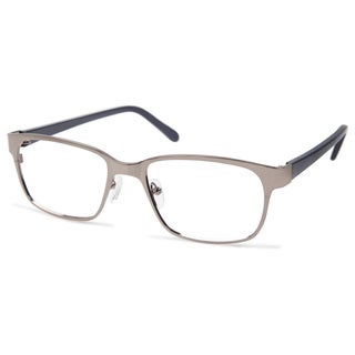 Cynthia Rowley Eyewear CR6006 No. 31 Gunmetal Rectangle Metal Eyeglasses