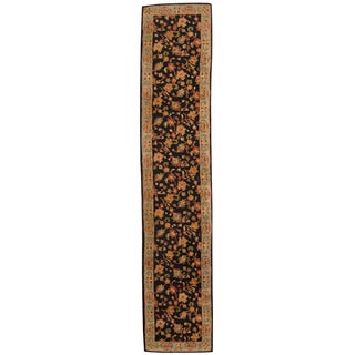 Herat Oriental Indo Hand-tufted Mahal Wool Runner (2'3 x 11'4)