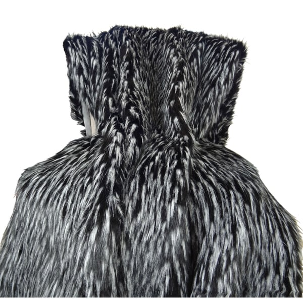 Plutus Wolf Faux Fur Handmade Blanket