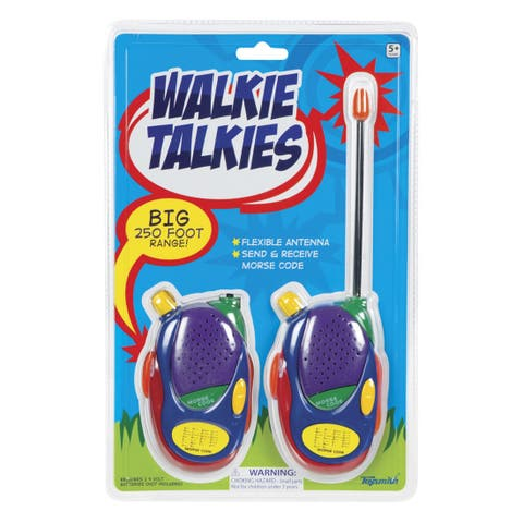 Toysmith Walkie Talkies