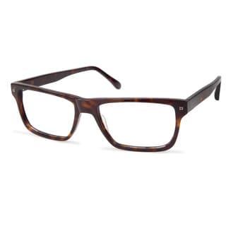 Cynthia Rowley Eyewear CR6001 No. 54 Tortoise Rectangle Plastic Eyeglasses