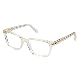 Cynthia Rowley Eyewear CR6002 No. 85 Yellow Square Plastic Eyeglasses