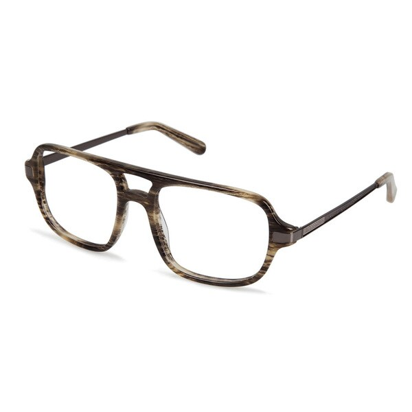 e62911d4680 Shop Cynthia Rowley Eyewear CR6000 No. 97 Green Horn Aviator Plastic  Eyeglasses - Free Shipping Today - Overstock.com - 11206397