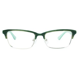 Cynthia Rowley Eyewear CR 5033 No. 71 Mint Square Plastic Eyeglasses