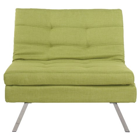 Adeco Fabric Fiber Sofa Bed Sofa Bed Lounge Living Room Seat