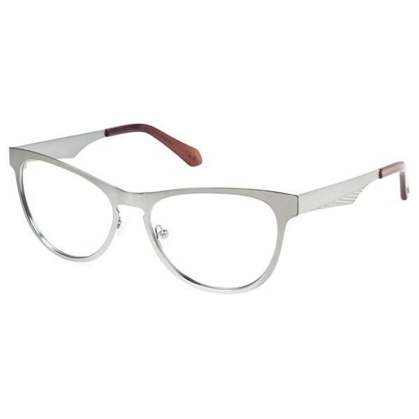 2d85c4b1f40 Shop Cynthia Rowley Eyewear CR5031 No. 94 Aqua Cat-Eye Metal Eyeglasses -  Free Shipping Today - Overstock.com - 11206488