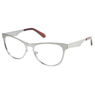 Cynthia Rowley Eyewear CR5031 No. 94 Aqua Cat-Eye Metal Eyeglasses