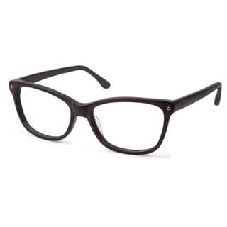 Cynthia Rowley Eyewear CR5001 No. 88 Black Texture Square Plastic Eyeglasses