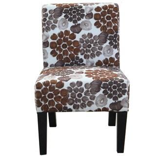 Grace Floral Accent Chair