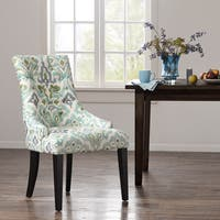 Madison Park Fenton Tufted Back Dining Chair (Set of 2)