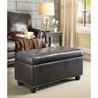 Copper Grove Mendocino Storage Ottoman