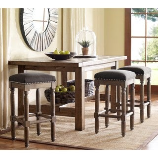 Madison Park Tiver Counter Stool (Set of 2)