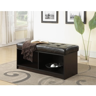 Convenience Concepts Designs4Comfort Broadmoor Storage Ottoman