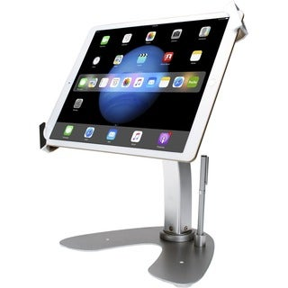 CTA Digital Universal Dual Security Kiosk with Locking Holder and Ant