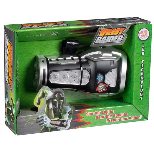 Can You Imagine Wrist Raider Wearable Blaster Toy