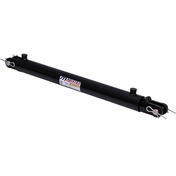 Shop Welded Double Acting Hydraulic Cylinder Clevis 2 5-inch