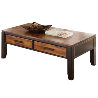 Greyson Living Acacia Coffee Table