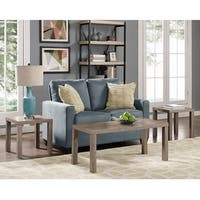 3-pack Wood Table Set - Driftwood