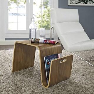Polaris Wood End Table
