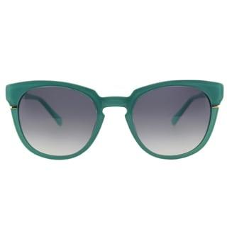 Cynthia Rowley Eyewear CR5027S No. 05 Mint Round Plastic Sunglasses
