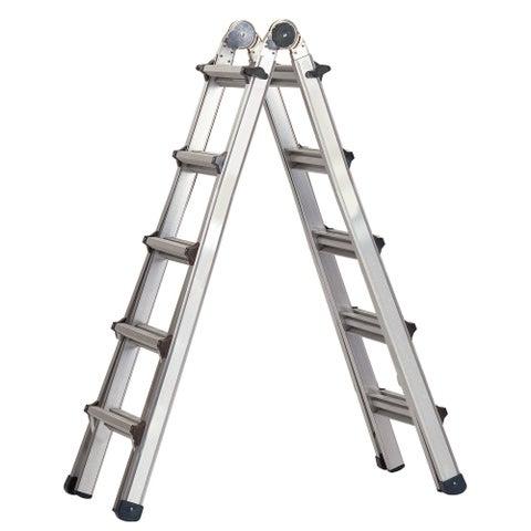 Cosco World's Greatest Multi-position 21 ft. Ladder