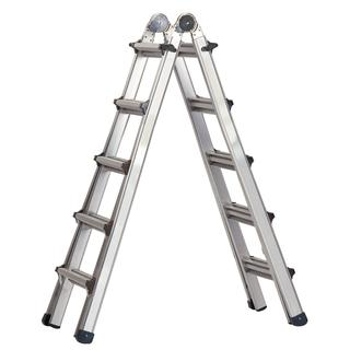 Cosco World's Greatest Multi-position 21 ft. Ladder