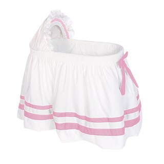Baby Doll Lillian Bassinet Set